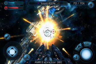 Galaxy on fire 2 Encore des jeux iOS de qualité à prix cassé ce Week End !