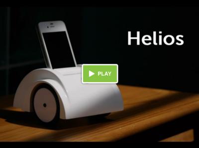 Helios video Helios: Votre iPhone devient (presque) autonome!