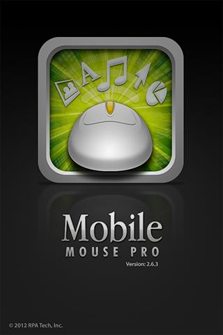 IMG 1575 Test de Mobile Mouse Pro, Contrôlez votre ordinateur à distance ! (1,59€)