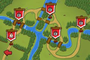 IMG 1619 300x200 Test de Castle Raid (1,59€) : Défendez votre château à tout prix !