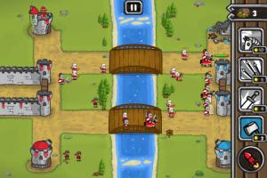 IMG 1625 300x200 Test de Castle Raid (1,59€) : Défendez votre château à tout prix !