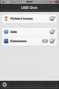 IMG 1653 LApp Gratuite Du Jour By App4Phone : Disque USB