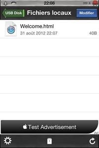 IMG 1659 LApp Gratuite Du Jour By App4Phone : Disque USB