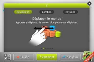 IMG 1748 Test de Blast A Way : Réflexion, robots, bombes et sauvetage de Boxies...(3,99€)