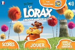 IMG 1780 LApp Gratuite Du Jour By App4Phone : The Lorax