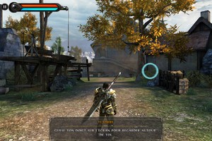 IMG 1791 Test Wild Blood : Incarnez Lancelot dans ce superbe RPG...(5,49€)