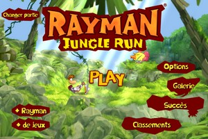 IMG 1849 Test de Rayman Jungle Run : Un bon jeu de running plateformes...(2,39€)
