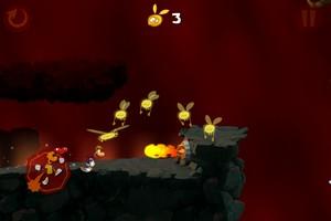 IMG 1873 Test de Rayman Jungle Run : Un bon jeu de running plateformes...(2,39€)