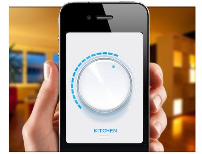 LIFX controle LIFX: Une ampoule contrôlée via iPhone !