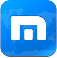 Maxthon icon LApp Gratuite Du Jour By App4Phone : Maxthon Web Browser