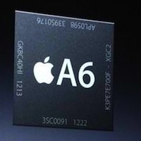 Processeur A6 iPhone 5 : 1 Go de RAM pour le processeur A6
