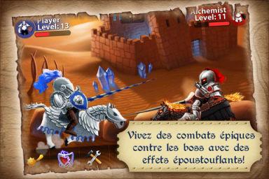 Shake spears combat 2 LApplication Gratuite Du Jour : Shake Spears!