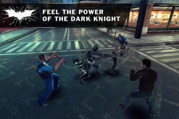 TDK batman 3 beaux jeux iOS en promotion pour bien débuter la semaine !