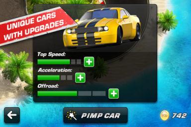 VS Racing 2 2 Le deuxième opus de VS Racing enfin sur l'AppStore !