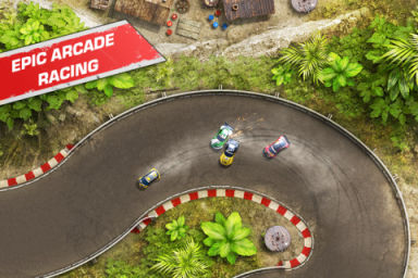 VS racing 2 1 Le deuxième opus de VS Racing enfin sur l'AppStore !