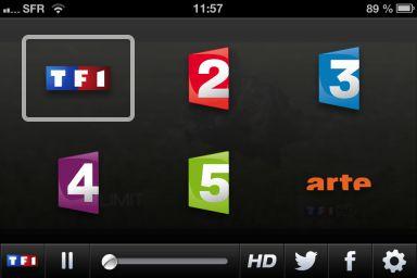 Watch TV 3 Watch TV : La nouvelle application TV à venir !