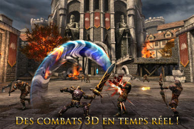 Wild blood 1 Wild Blood : Le nouveau jeu Gameloft sous Unreal Engine