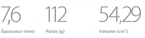 dimensions e1347823140906 500x134 Dossier Spécial : liPhone 5 décrypté par App4Phone