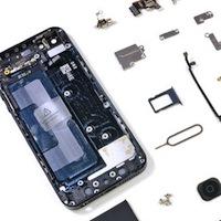 iPhone5 démonté iPhone 5 : démontages et réparations facilités