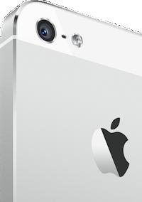 iPhone5 iPhone 5 : 1 Go de RAM pour le processeur A6