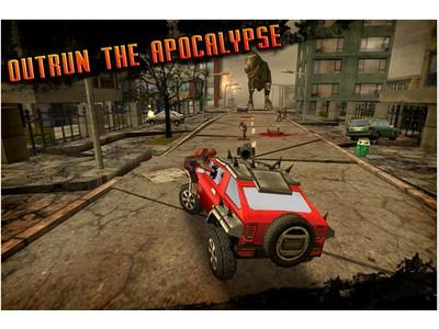 lapp gratuite du jourapp4phone the last driver - Zombie Voiture
