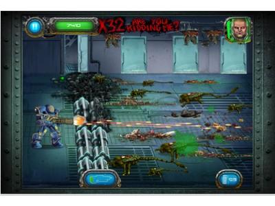 image 211 LApp Gratuite Du Jour By App4Phone : Soldiers vs Aliens
