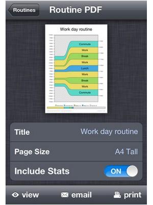 image 33 Test de Daily Routine : Gérez votre temps en toute simplicité (1,59€)