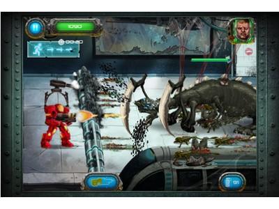 image 39 LApp Gratuite Du Jour By App4Phone : Soldiers vs Aliens