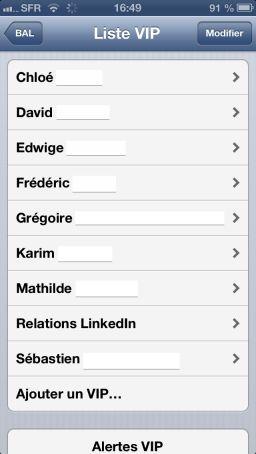 img 1396 Astuce iOS6 : Activer le mode VIP dans les mails