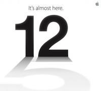 iphone 5 event thumb liPhone 5 vendu à 10 millions dexemplaire ?