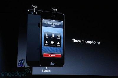 iphone 5 micros Dossier Spécial : liPhone 5 décrypté par App4Phone