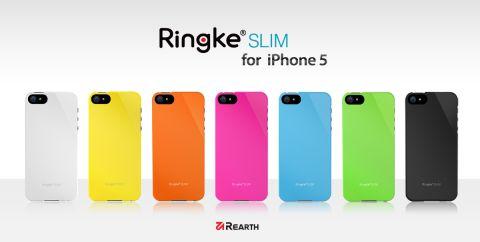 iphone 5 ringke slim De jolies coques de protection pour votre nouvel iPhone 5 !