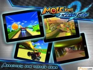mole kart 2 result 300x225 Les bons plans de l'App Store ce samedi 29 Septembre 2012