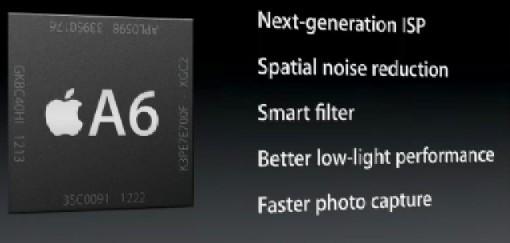 performances A6 iPhone 5 : Une grosse amélioration de performances ?
