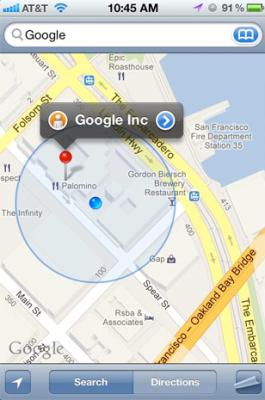 rumeur google maps Les rumeurs de la semaine: iPad mini, Google Maps...