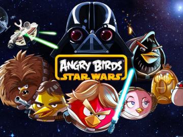 Angry Birds Star Wars image Angry Birds rencontrera Dark Vador le 8 novembre sur vos iPhone !