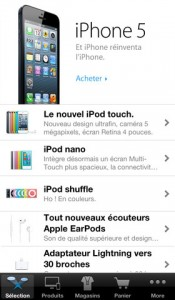 Application Apple Store 175x300 Lapplication Apple Store (gratuit) va évoluer prochainement