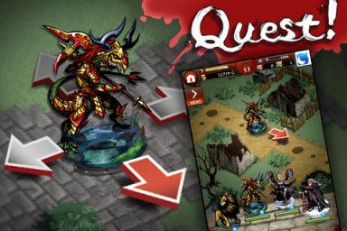 Blood bro 1 Lapplication gratuite du jour : Blood Brothers RPG