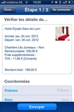 Booking 3 Lapplication gratuite du jour : Booking.com