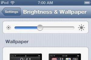 Capteur luminosité iPod Touch 300x199 Nouvel iPod Touch : sans capteur de luminosité