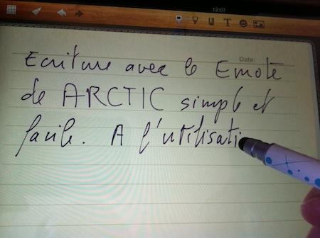 CcrsEmote 011 Concours : 1 stylet Emote de Arctic pour iPhone/iPad à gagner (18,50€)