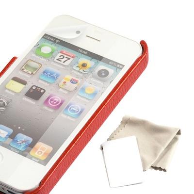 CcrsIssentiel Pure 005 Concours : 1 coque Pure de Issentiel pour iPhone 4/4S à gagner (34,90€)