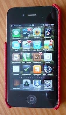 CcrsIssentiel Pure 008 Concours : 1 coque Pure de Issentiel pour iPhone 4/4S à gagner (34,90€)