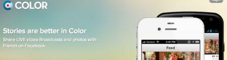 Color Apple en passe de racheter lapplication sociale Color