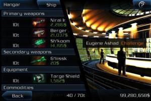 Copie écran 3 300x200 Lapplication gratuite du jour : Galaxy On Fire 2 (au lieu de 4,49€)