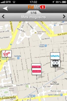FidMe 2 Lapplication gratuite du jour : FidMe