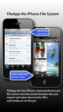FileApp 1 Lapplication gratuite du jour : FileApp
