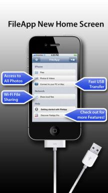 FileApp 2 Lapplication gratuite du jour : FileApp