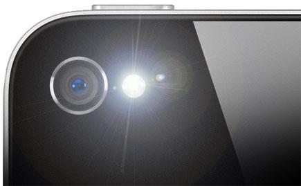 Flash iPhone LED Astuce iOS6 : Utiliser le flash pour les notifications