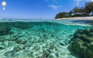 Google Underwater StreetView 5 300x187 Explorez les océans grâce à Google « Street View Underwater »